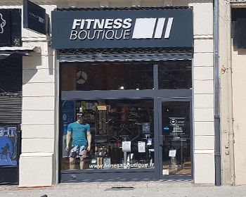 Magasin FitnessBoutique Grenoble Jean Jaurès
