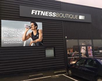 Magasin FitnessBoutique Orléans Olivet