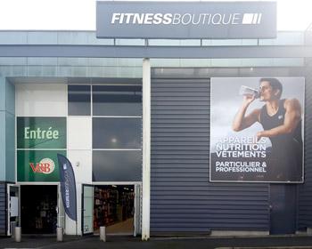 FitnessBoutique Vannes