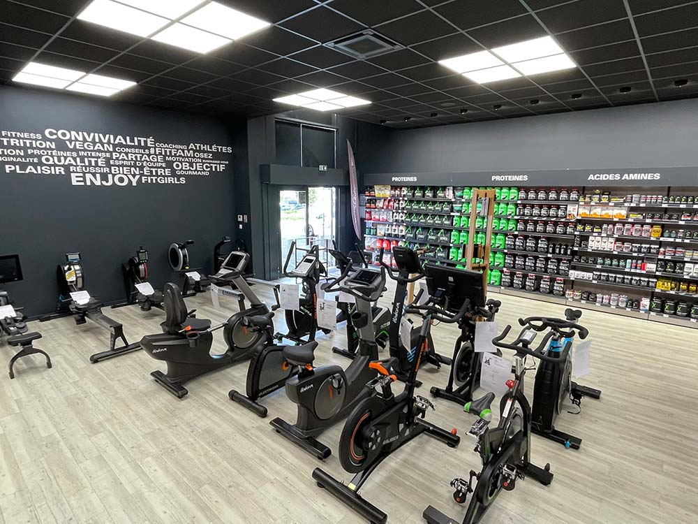 FitnessBoutique Vannes 5