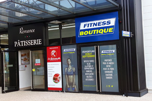 FitnessBoutique Saint Maximin