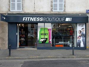 Magasin FitnessBoutique Clermont-Ferrand