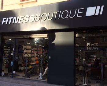 Magasin FitnessBoutique Lyon - Villeurbanne
