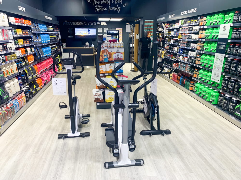 FitnessBoutique Lyon Part Dieu 1