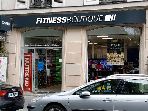FitnessBoutique Paris Bastille