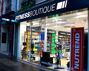 Magasin FitnessBoutique Paris Vaugirard