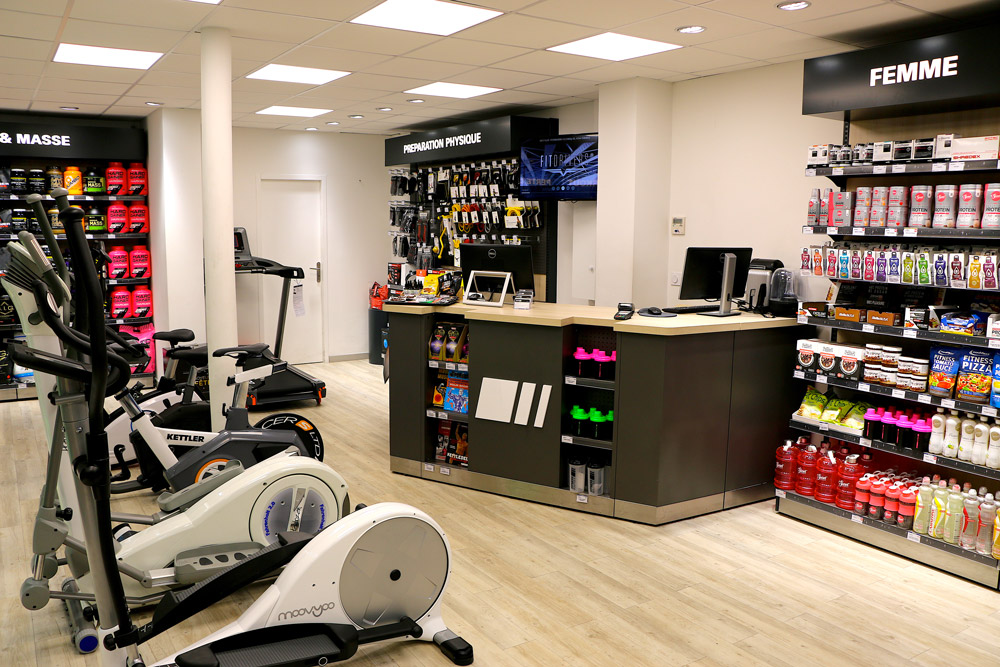 Paris Vaugirard Magasin Fitness Boutique