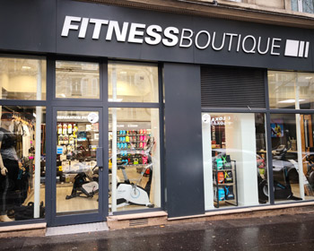 Magasin FitnessBoutique Paris La Fourche