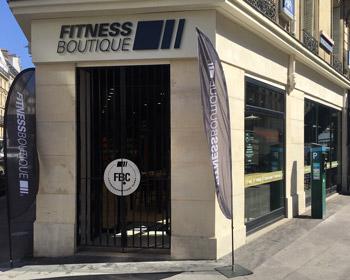 FitnessBoutique Paris Lafayette