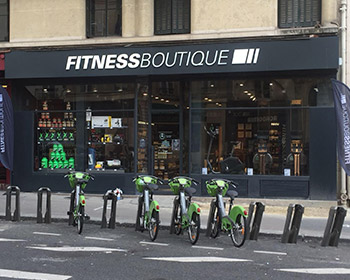 FitnessBoutique Paris Saint Jacques - Saint Michel
