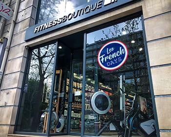 Magasin FitnessBoutique Paris Leclerc - Porte d'Orleans