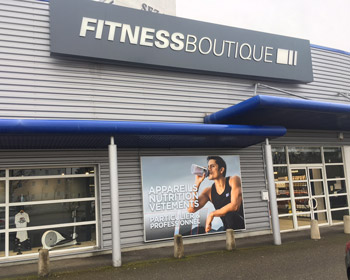 Magasin FitnessBoutique Maurepas