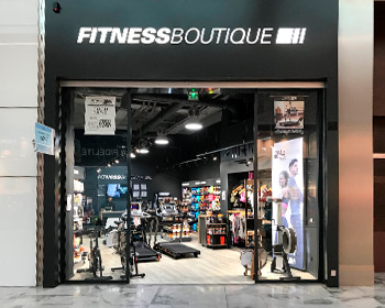 Magasin FitnessBoutique Aéroville