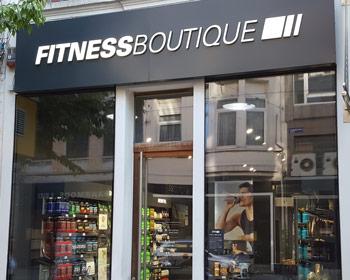 Magasin FitnessBoutique Antwerpen