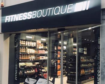 Magasin FitnessBoutique Bruxelles Saint Gilles