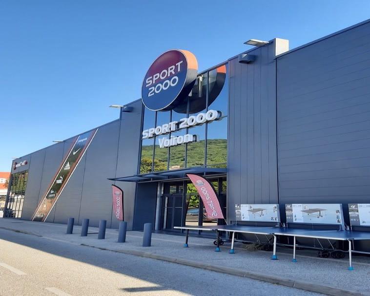 Magasin Corner FitnessBoutique Sport 2000