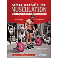 Librairie - Musique EDITIONS AMPHORA Mon Année de Musculation