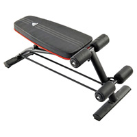 Planches Abdominales Adidas Ab Bench Adjustable