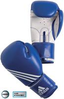 Gant de boxe Gants Multi Boxe PU3G Bleu/Blanc 8 Oz