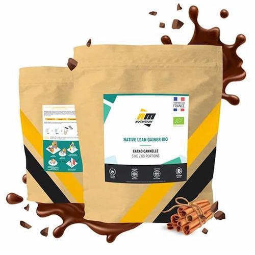 Protéine Native AM Nutrition Native Lean Gainer Bio
