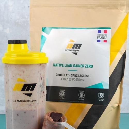 Lean Gainer AM Nutrition Native Lean Gainer Zero