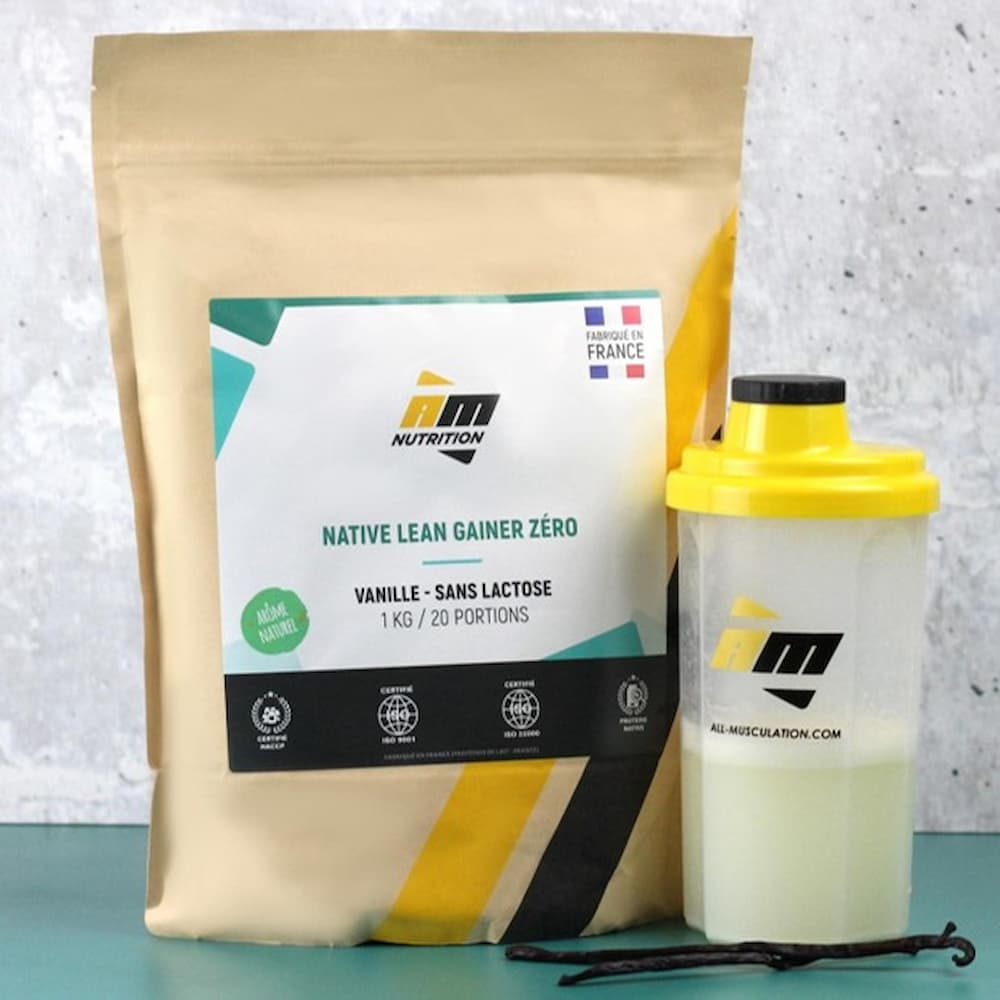 AM Nutrition Native Lean Gainer Zero