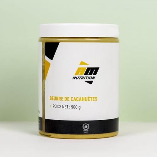 Beurre de Cacahuètes AM Nutrition Beurre de cacahuètes