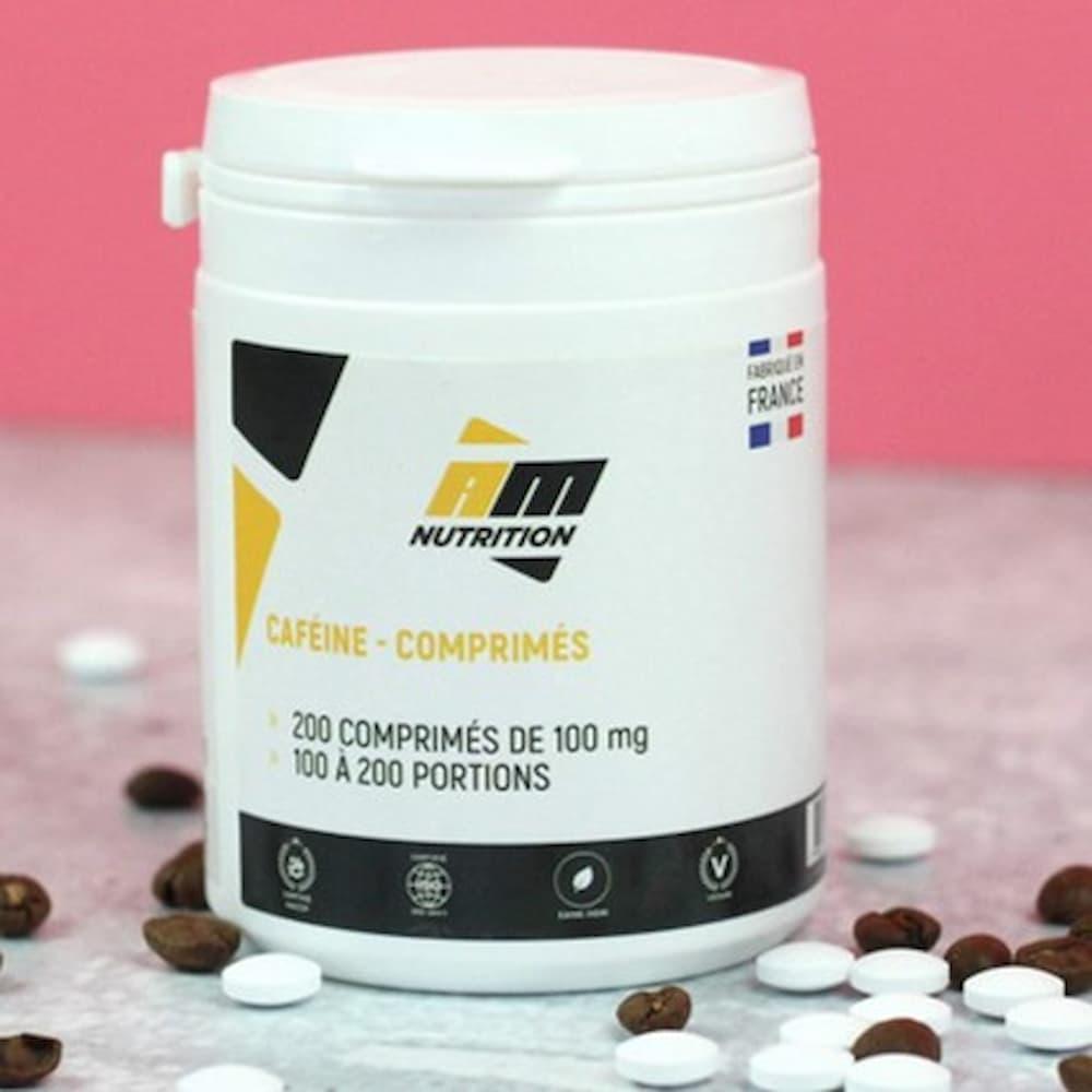 AM Nutrition Caféine 100 mg