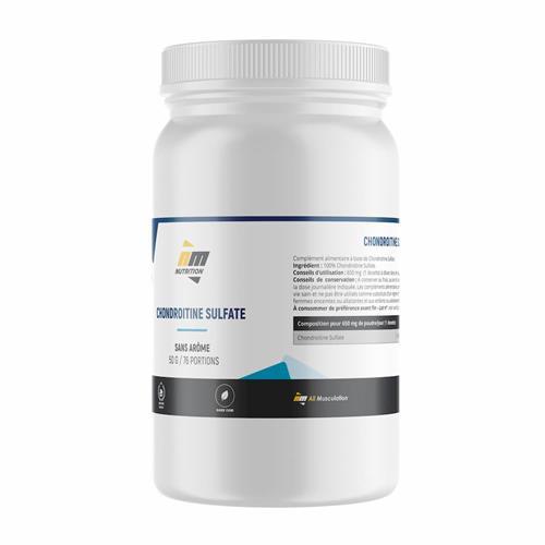Confort articulaire Chondroitine Sulfate AM Nutrition - Fitnessboutique