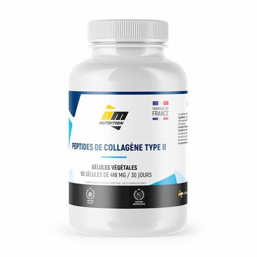 Confort articulaire Peptides de Collagène Type II AM Nutrition - Fitnessboutique