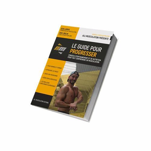Librairie - Musique AM Nutrition Le Guide pour Progresser