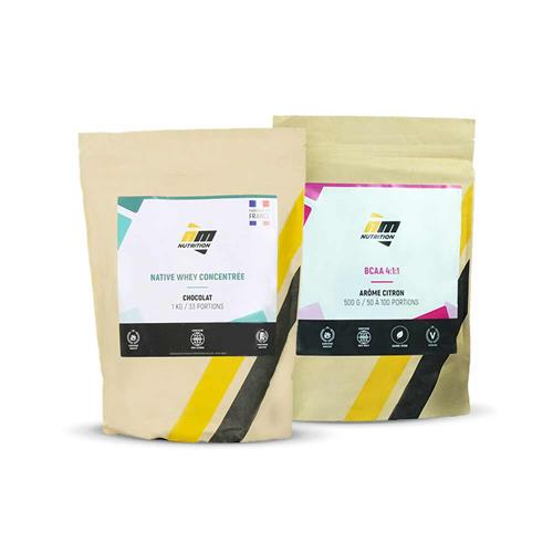 Protéines AM Nutrition Pack AM Nutrition Back To Gym