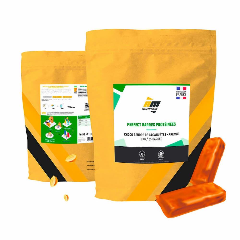 AM Nutrition Perfect Barres Protéinées