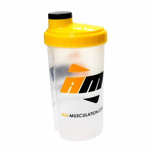 Shakers - Gourdes AM Nutrition Shaker All Musculation