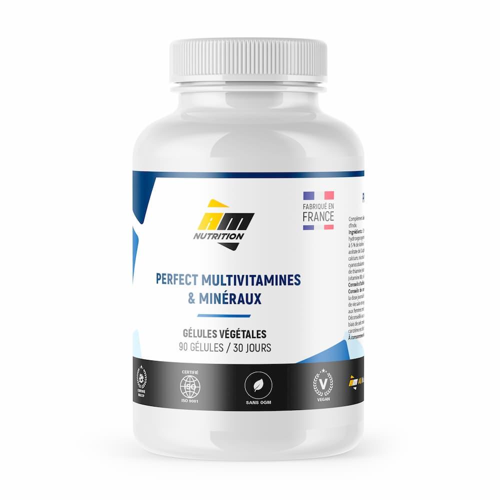 AM Nutrition Perfect Multivitamines & Minéraux