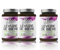 Tonus - Vitalité AXIAN Trio Levure de Biere Vitamine E Selenium