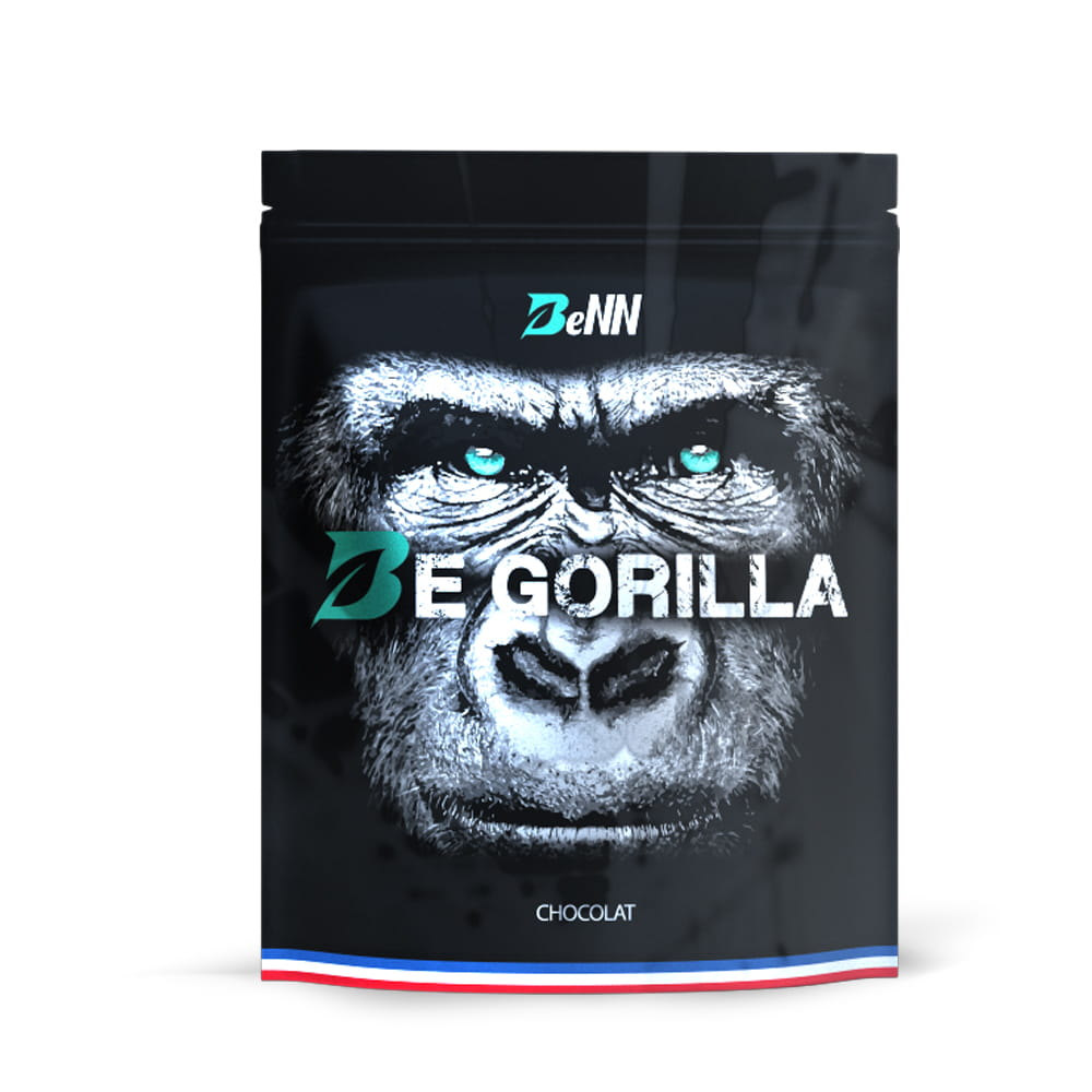 BeNN Protéine Vegan Be Gorilla
