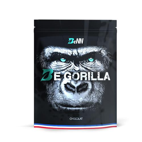 Protéine Végétale BeNN Protéine Vegan Be Gorilla