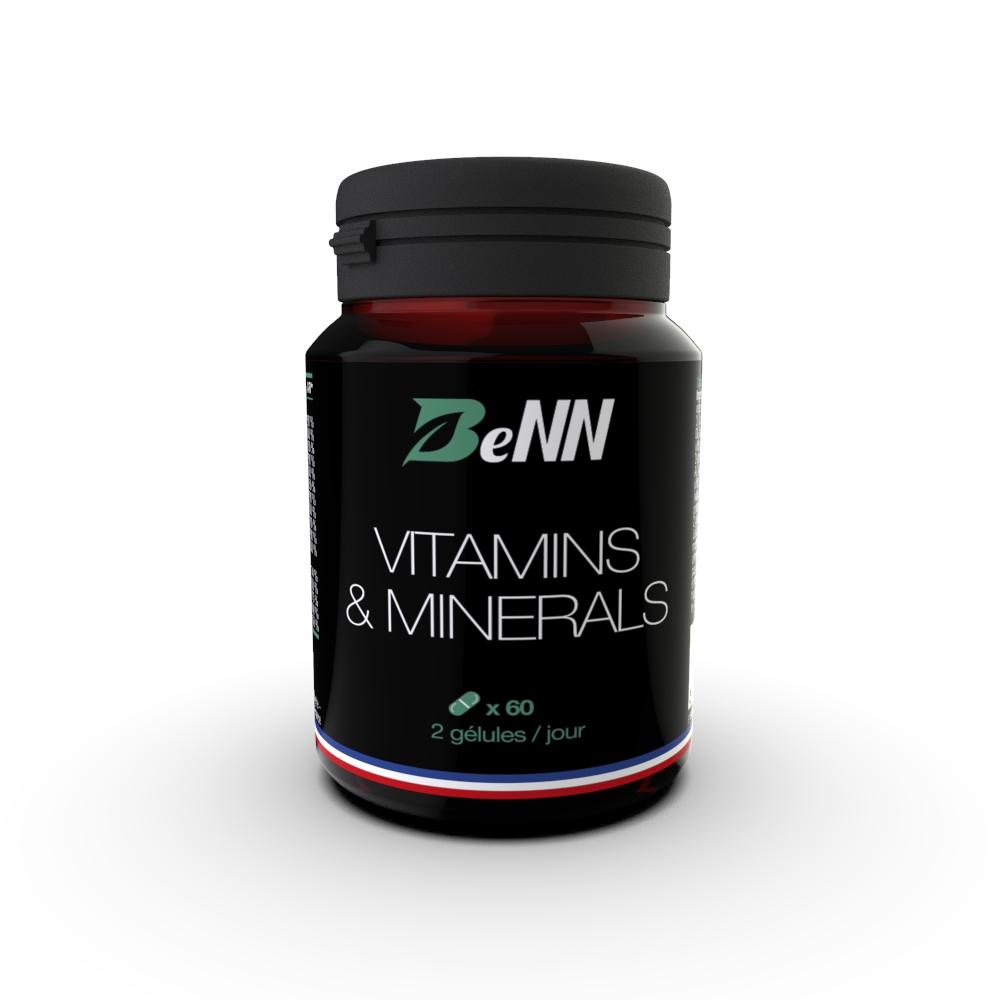 BeNN Vitamins & Minerals