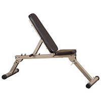 Banc de Musculation Banc incliné décliné pliable