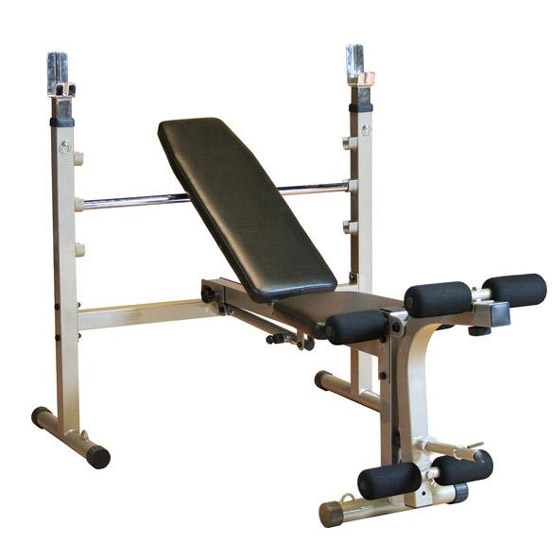 Best Fitness Banc Home Olympique pliable