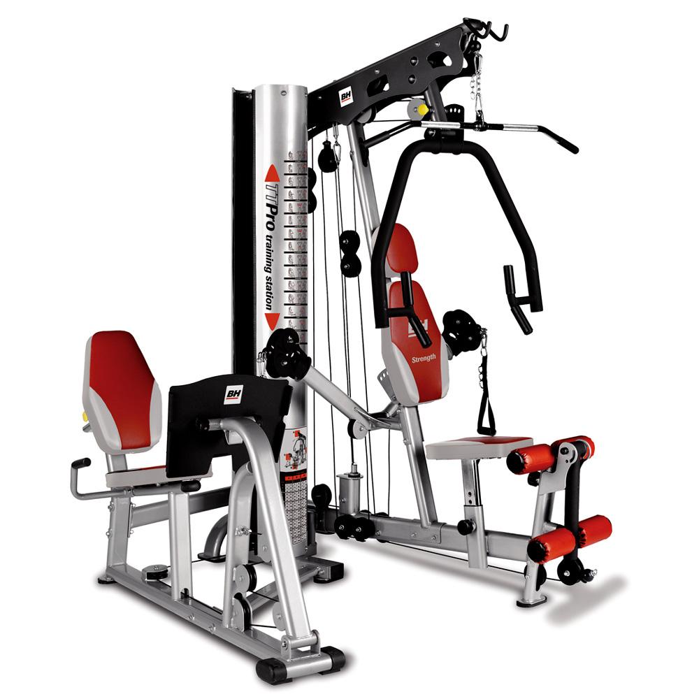Appareil de musculation Bh fitness TT PRO