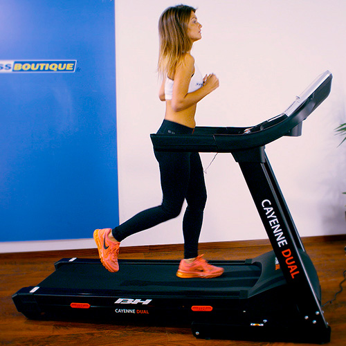 Tapis De Course Bh Fitness Cayenne Dual