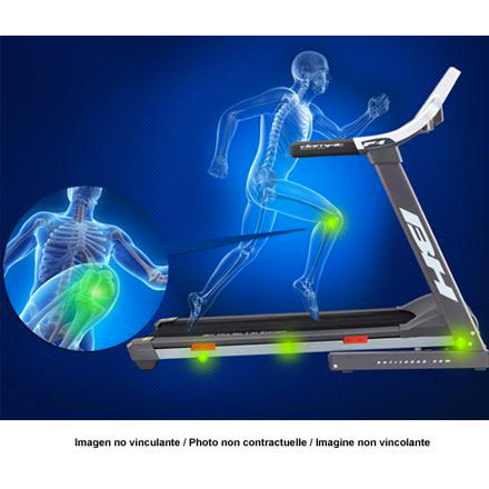 Tapis De Course Cayenne Dual Bh Fitness Fitnessboutique