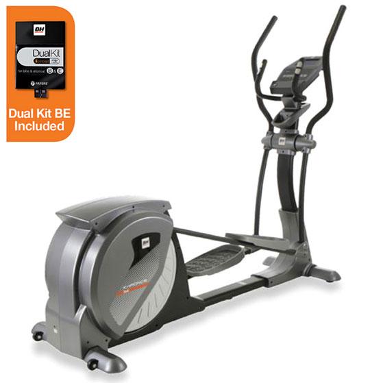 Vélo elliptique Bh fitness i.KHRONOS DUAL