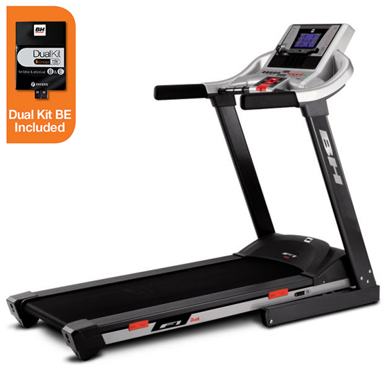Tapis de course Bh fitness  I.F1 Run Dual