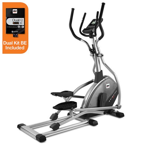 Vélo elliptique Bh fitness I.TFC19 Dual