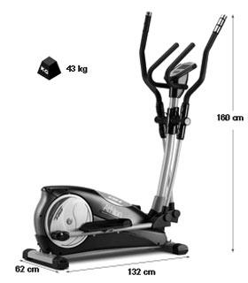 Bh fitness Athlon + XKIT