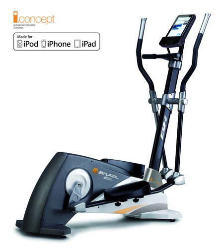 Vélo elliptique Bh fitness i.BRAZIL