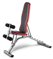 Bancs multi positions OPTIMA Bh fitness - Fitnessboutique